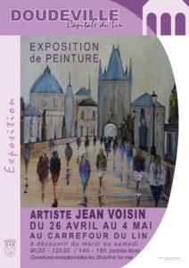 Exposition de Jean Voisin