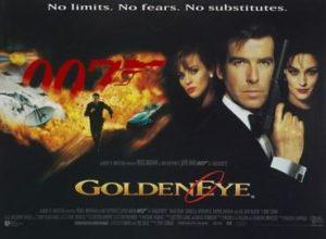 Projection du film Goldeneye à Saint Martin aux Arbres