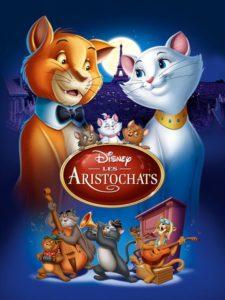 Projection du Film les Aristochats
