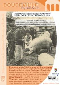 """Exposition """"Doudeville : cartes et plans anciens"""""""