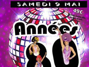 Soirée Années 80 au Cabaret Le Puits Enchanté