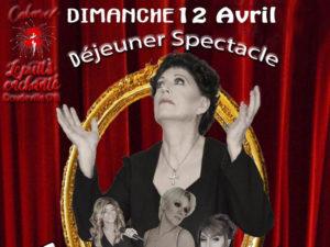Hommage à Edith Piaf au Cabaret Le Puits Enchanté