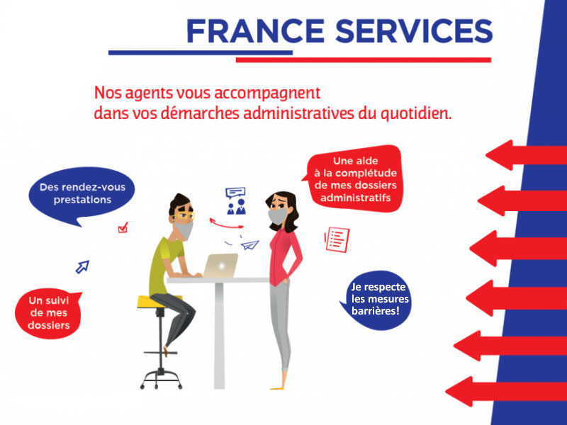 Réouverture de France Services (MSAP)