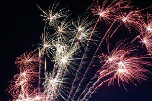 Fête de la Madeleine, animations et feu d'artifice