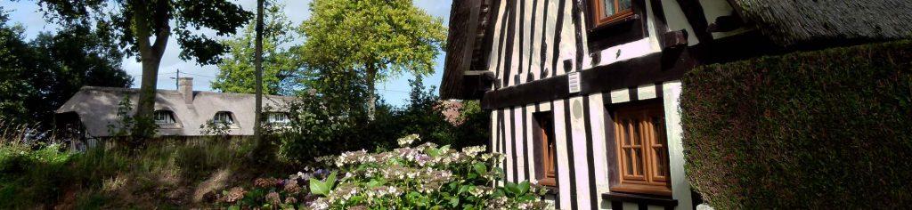 Maison en colombages Plateau de Caux Doudeville Yerville CDC