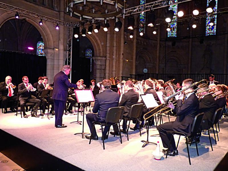 Le Brass Band Normandie en Concert