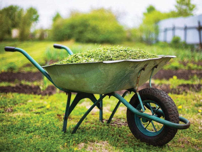 Nouveaux horaires pour la plateforme de déchets verts de Routes