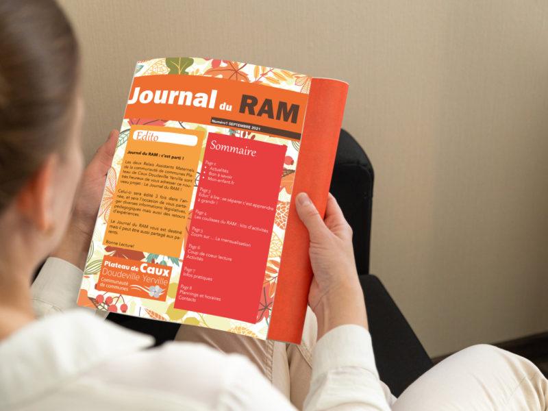 RAM : un journal dédié aux professionnels de la Petite Enfance !