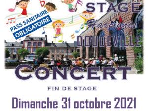 Concert fin de stage